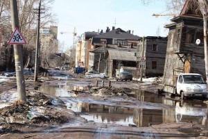 Состояние дорог Воронеж