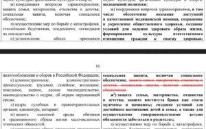 Поправки в Конституцию - полный список поправок Конституции 2020 здравоохранение